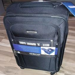 """Samsonite Luggage Ascella 20"""" Expandable Spinner Carry-On Up"""