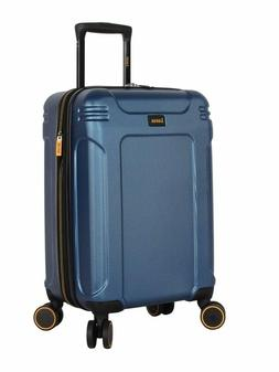 """Lucas Luggage Hard Case Carry On 20"""" Expandable Suitcase Wit"""