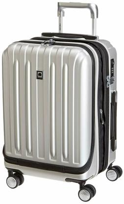 Delsey Paris Luggage Helium Titanium International Carry On