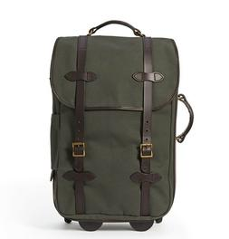 Filson Luggage Rolling Carry-On Bag Medium Otter Green Rugge