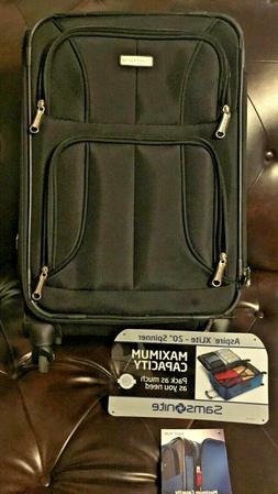 Samsonite Aspire xLite Expandable Softside Luggage with Spin