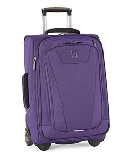 Travelpro Maxlite 4 22 Expandable Rollaboard - Purple