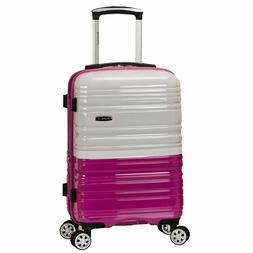 Rockland Melbourne 20 Inch Expandable PC Carry On Luggage 2