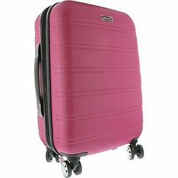 Rockland Melbourne 20 Inch Hardside Expandable Carry On Carr