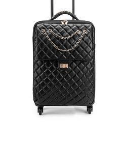 """NEW Women's Designer Luggage Suitcases Spinner 20"""" 24"""" Sets"""