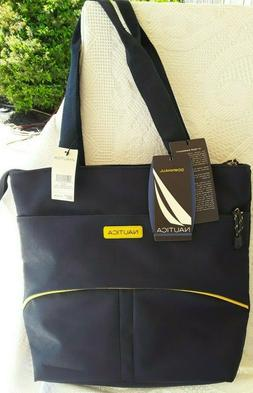 NWT Nautica Travel Bag Carry On Tote DownHaul Luggage MSRP $