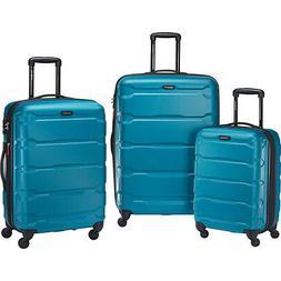 Samsonite Omni PC 3-Piece Spinner Luggage Set 3 Colors