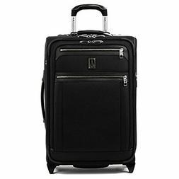 Platinum Elite Softside Expandable Upright Carry-On 22-Inch