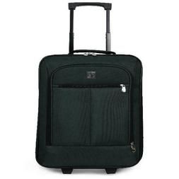 PREMIUM Carry-On Travel Suitcase Rolling Roller Wheels Lugga