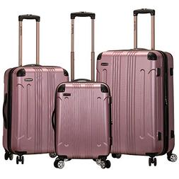 sonic abs upright luggage set