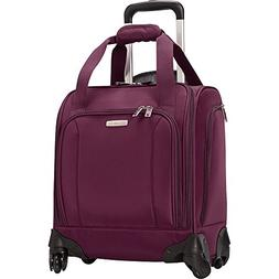 Samsonite Spinner Underseater with USB Port, Rolling Carry-O