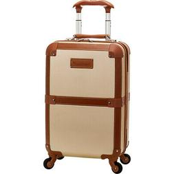 """Rockland Luggage Stage Coach 20"""" Rolling Trunk"""