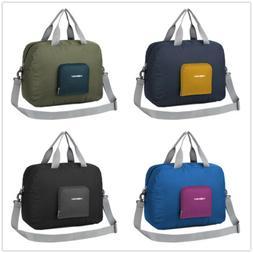 Travel Storage Luggage Carry-on Waterproof Duffel Bag Handba