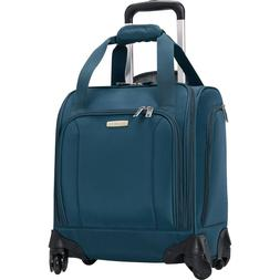 Samsonite Underseat Carry-On Spinner with USB Port, Ocean, O