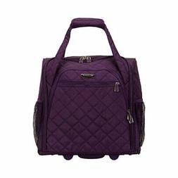 unisex 15 melrose wheeled underseat carry on