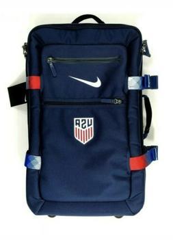 Nike USA USMNT FiftyOne49 Cordura Roller Carry-On Luggage Ba