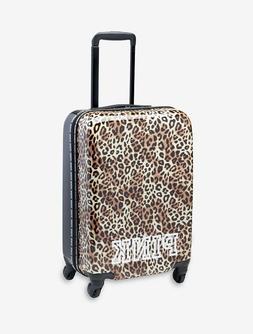 VICTORIA'S SECRET PINK Hard Case Spinner Wheelie Luggage Tra