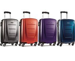 Samsonite Winfield 2 Fashion Hardside 20 Inch Spinner Luggag